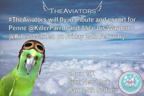 The Aviators - for Penne & Alice
