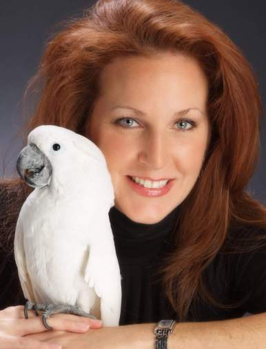 Lara Joseph, esteemed and renowned animal trainer, teacher of Applied Behavior Analysis, and animal behavior author. (Courtesy of Lar Joseph)