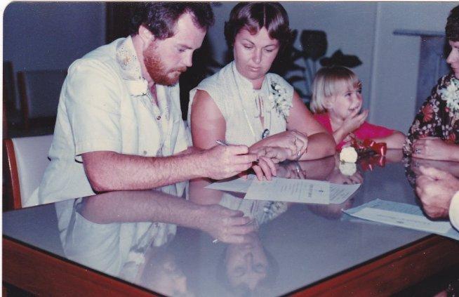 Owen, Marj & Daughter: Engagement (Courtesy of Owen Pointon)