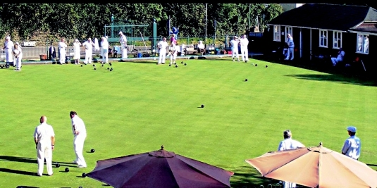 Lawn Bowls competition in UK (CC)